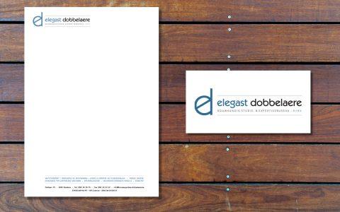 Logoontwer Elegast Dobbelaere