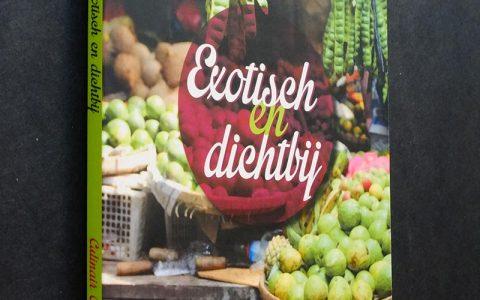 'Exotisch en dichtbij' Coverontwerp + binnenwerk voor Politeia