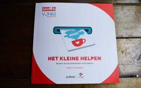 'Denk- en doeboek Vonk' voor Politeia