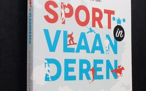 'Sport In Vlaanderen'  Coverontwerp voor ASP