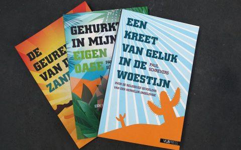 Trilogie Paul Schrevers voor VUBpress