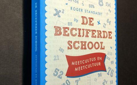 Coverontwerp 'De becijferde school' voor Acco