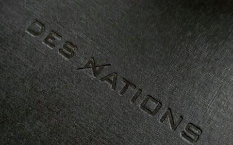 Verkoopsbrochure 'Des Nations' voor Versluys bouwgroep