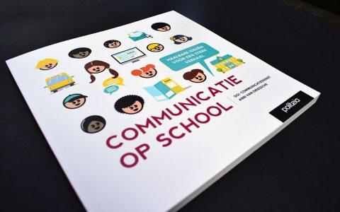 'Communicatie op school' voor Politeia