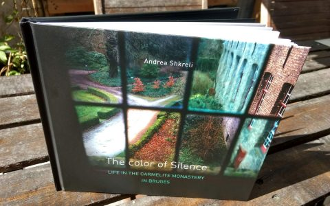 Ontwerp fotoboek - The Color of Silence