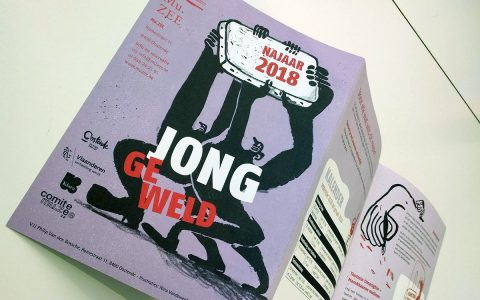 Jong Geweld - Workshops - MuZee