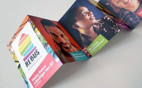 Set postkaarten voor REBUS - Regenbooghuis