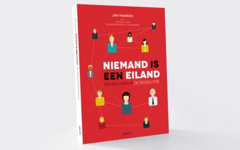 Uitgeverij Acco - Coverontwerp NIemand is een eiland