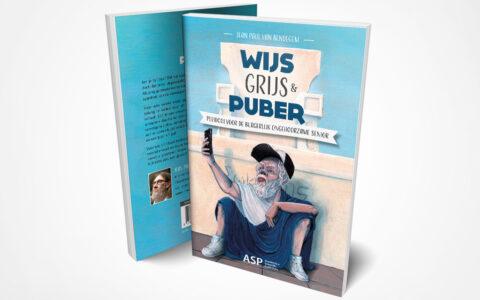 ASP - Coverontwerp Wijs Grijs en Puber