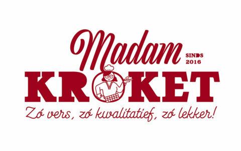Ontwerp Logo voor Madam kroket (Oostende)